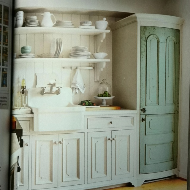 5 Tips For A Cottage Kitchen Interior: 17 Best Images About Farm Cottage Interior On Pinterest