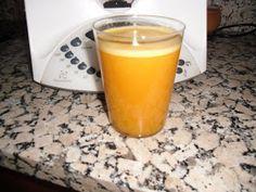 Recopilatorio de recetas thermomix: Zumo de naranja, zanahoria y manzana en thermomix