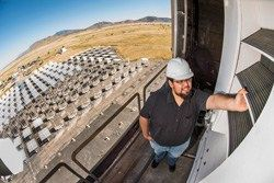 Sandia National Laboratories engineers have developed new fractal-like, concentrating solar power receivers for small- to medium-scale use that are up to 20 percent more effective at absorbing sunlight than current technology. The receivers were designed and studied as part of a Laboratory...