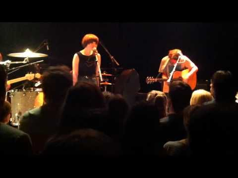 Ben Howard & Daughter - Black Flies   this duet version is perfection.