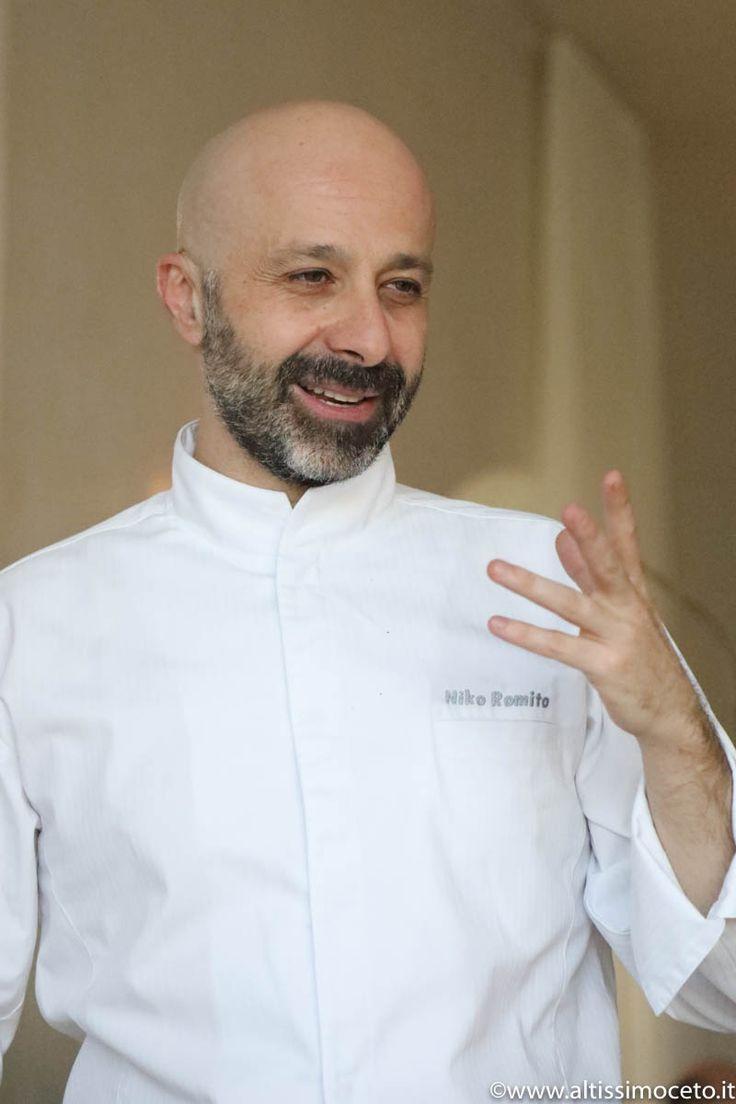 #Chef Niko Romito, Casadonna Reale - 3* #Michelin #ViaggiatoreGourmet #AltissimoCeto #ChefoftheWeek