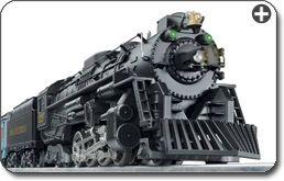 Lionel Trains O Gauge Polar Express Train Set.