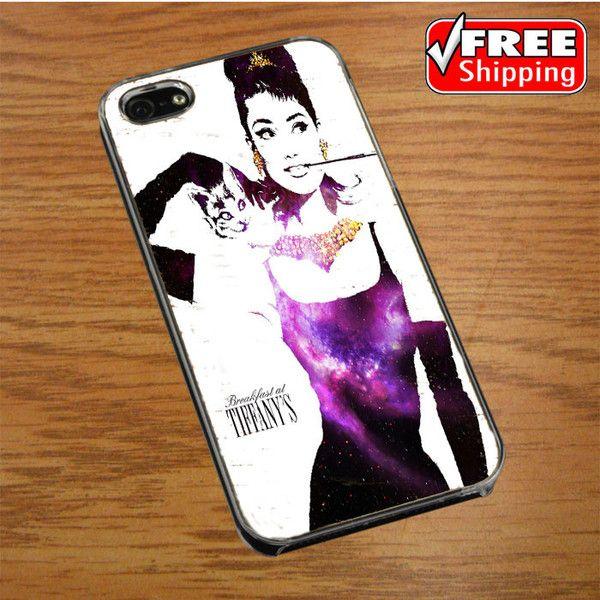 Audrey Hepburn IPHONE 4 | 4S COVER CASE