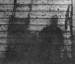 17 Disturbing Photos With Horrifying Backstories 16. The Hiroshima Shadows