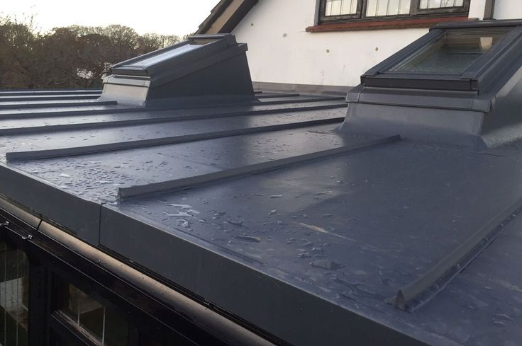 Home Extension Single Ply Roofing Installations | Roof Assured