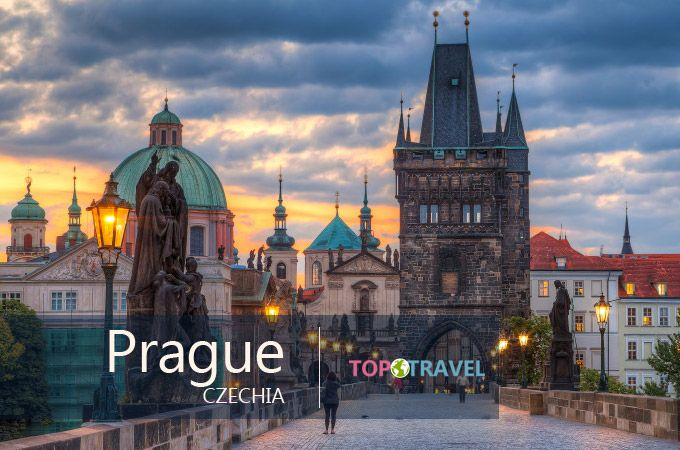 Prague | Trip to Czechia - Top Travel Destinations