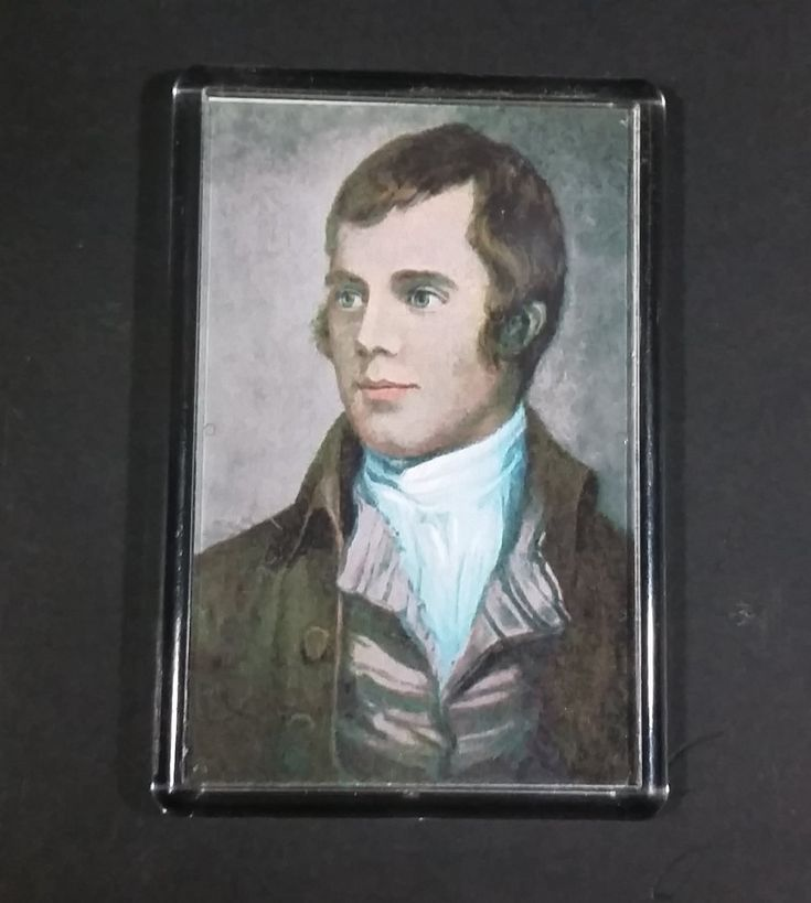 Robert Burns Tam O'Shanter Experience Ayr, Scotland Portrait Fridge Magnet https://treasurevalleyantiques.com/products/robert-burns-tam-oshanter-experience-ayr-scotland-portrait-fridge-magnet #RobertBurns #TamOShanter #Experience #Alloway #Ayr #Scotland #Scottish #Poets #Writers #Poetry #Portraits #Fridge #Refrigerator #Magnets #Collectibles #Souvenirs #Memorabilia