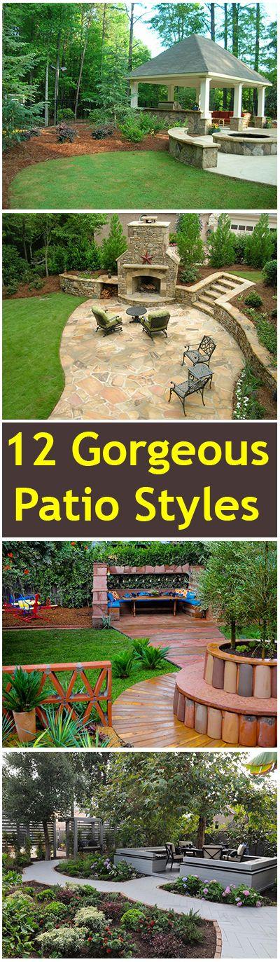 17 Best Images About PatiosDecksFire Pits On Pinterest