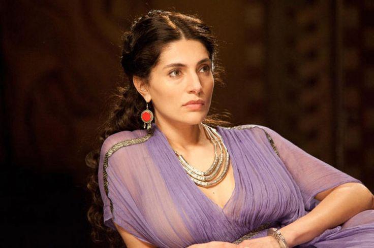 królowa Itaki Penelopa [żona króla Odyseusza]