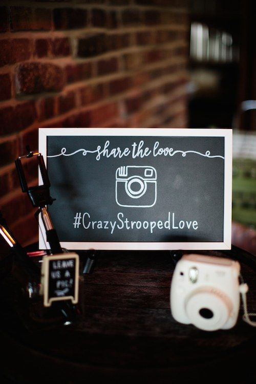This Woman Comes Up With Creative Wedding Hashtags So You Don't Have To | Brides.com
