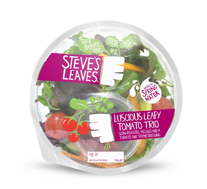 Steves Leaves Vegetable Salad | Packaging Fruits ...