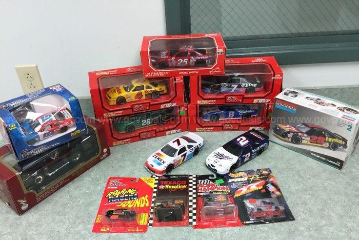 COOL NASCAR COLLECTIBLES: Auction Ends soon - GovDeals.com