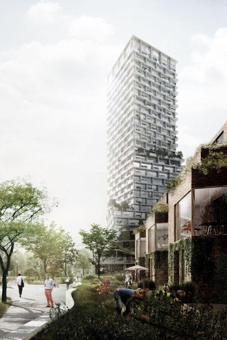 Faste Batteri Arkitema Architects   Tredje Natur