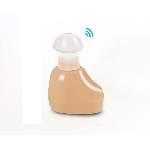 2pcs Ensemble d'aide auditive numérique derrière l'oreille Amplificateur de son de son BTE chez Banggood