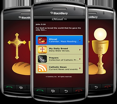 App: imissal... not merely a Catholic missal but multiple applications rolled into one.    Whether your are a Priest, Deacon, Lector, RCIA Candidate or Parishioner; iMissal has something for you!