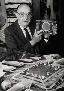 John Bardeen – Inventor of the Transistor. The transistor revolutionized the electronics industry, allowing the Information Age to occur, and made possible the development of almost every modern electronic device, from telephones to computers to missiles.