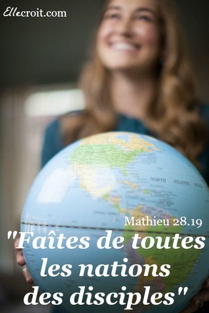 mathieu 28.19 mission évangélisation ellecroit.com