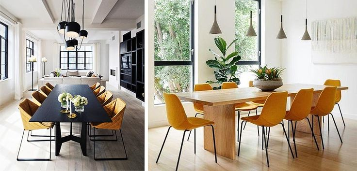 21 best comedores images on pinterest dining rooms - Comedores altos modernos ...