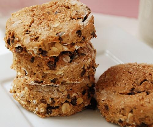 cranberry chocolate oat scones | Scones: Gluten-free | Pinterest