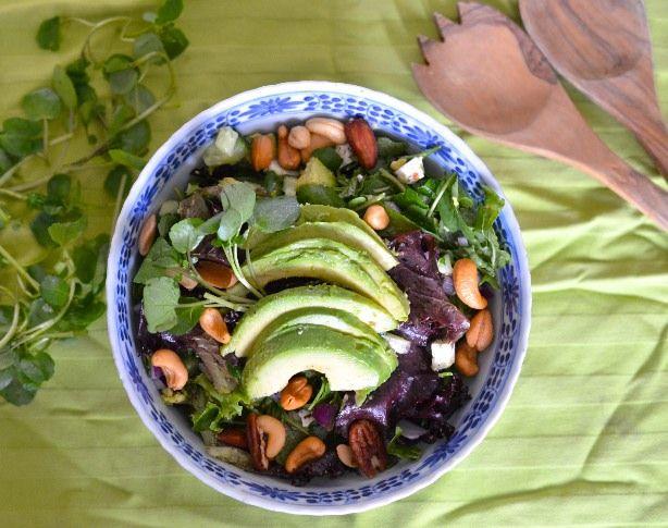 Wonderful Watercress Salad | Rens Kroes