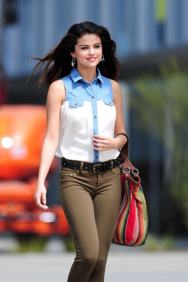 Selena Gomez. Loved Wizards of Waverly Place!!!!!!