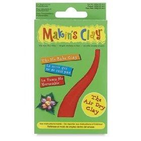 Makin`s Clay - Red, 4.2 oz