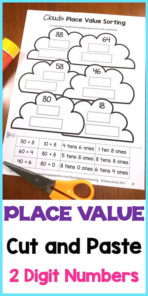 Best 25+ Place value worksheets ideas on Pinterest Expanded form - place value worksheet