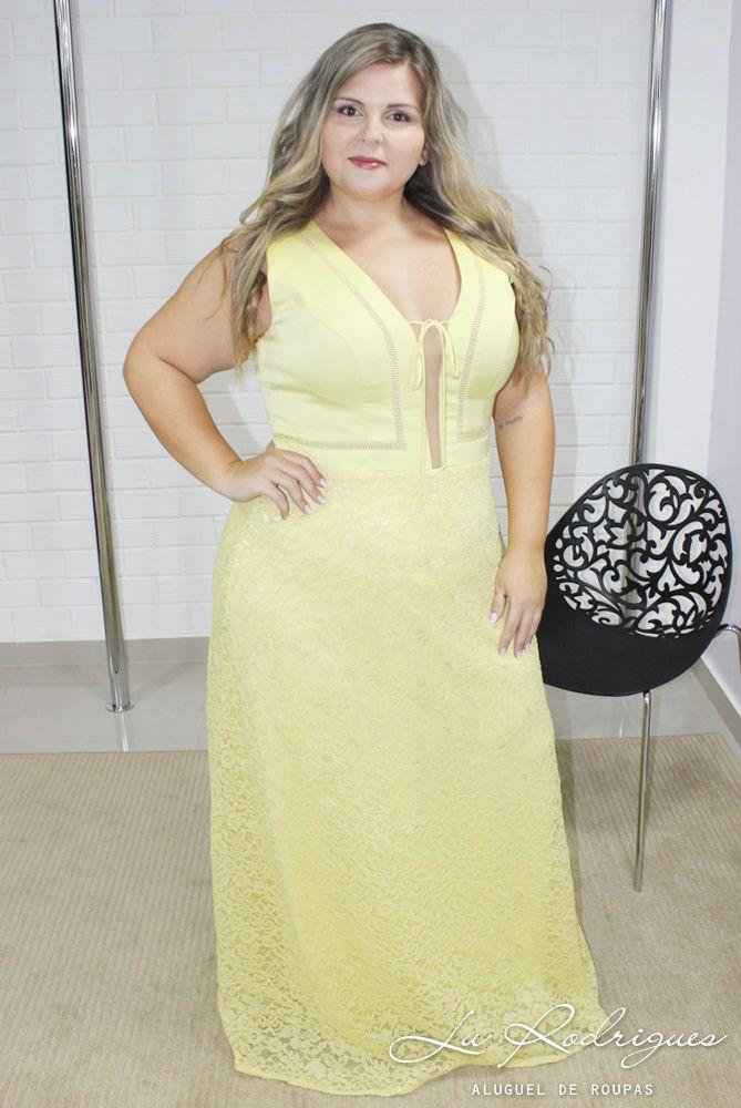 Plus Size 137 Vestido De Festa Longo Vestido Madrinha Vestido