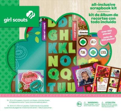 Scrapbooking: Scrapbook Kits, Girls Generation, Girl Scouts, Great Ideas, All Inclusive Scrapbook, Girls Scouts Scrapbook, Scouts Ideas, Scrapbook Album, Brownies Girls