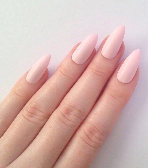 Аккуратные ногти, Безумно красивый маникюр, Бледно-розовый маникюр, Ежедневный маникюр, Зимний маникюр 2017, Идеи маникюра на день рожденья, Идеи нежного маникюра, Идеи осеннего дизайна ногтей