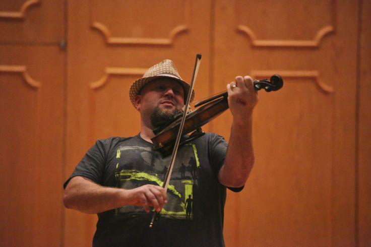 2013 Louisiana State Fiddle Championship, Grand Champion Beau Thomas