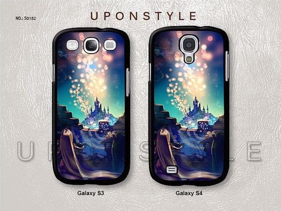 Samsung Galaxy S4 case, Galaxy S3 case, Disney Tangled ...