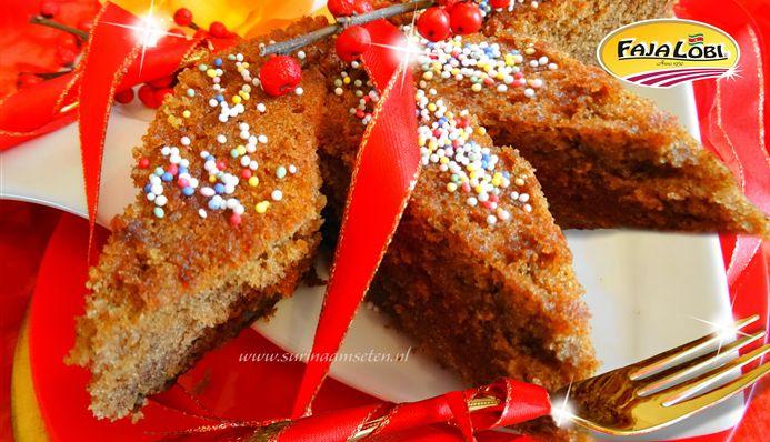 Surinaams eten – Keksi (populairste Surinaamse bruine cake met rum en rozijnen geweekt in bruin bier)
