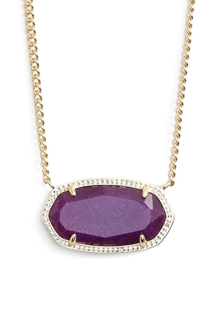 Nightmarket Necklaces On Sale, Fuchsia, stones, 2017, One Size