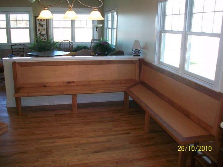 Corner bench seating for kitchen ballard designs