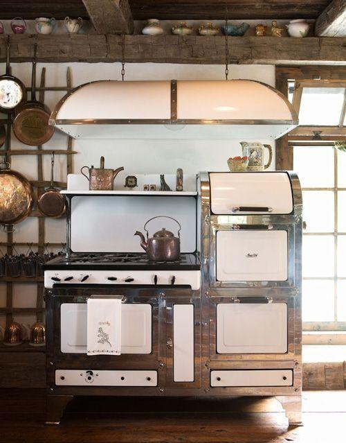 Les Meilleures Idées De La Catégorie Cuisinières Vintage Sur - Cuisiniere piano pour idees de deco de cuisine