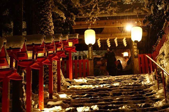 お疲れ様です。  無事、昼頃からは元気になりましたー! やっぱり動かなあかんねー!!肩こりも激しいしたまらん…  いい整骨院ないかなー?? 前のとこが良すぎて、なかなか次が見つからない。  #貴船#貴船神社#雪の気生根#京都#京都寺社仏閣#京都寺社仏閣巡り #朱#階段#灯篭#雪 #IGersJP#icu_japan#loves_nippon #lovers_nippon#gf_japan#wu_japan#bns_japan#indies_gram#東京カメラ部#team_jp_#team_jp_西#キタムラ写真投稿  ちなみに、この豪雪で、貴船はえらいこっちゃになっているそうです。倒木してたり、停電とか…