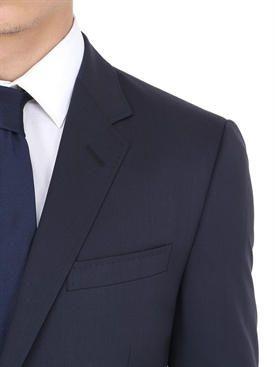 gucci - herren - anzüge - anzug aus leichter super 140-wolle