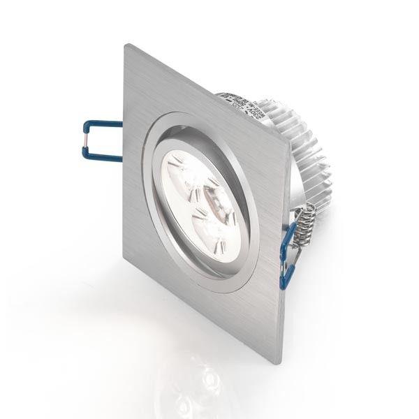 Elegant LED Einbauleuchte W