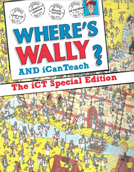 Where's Wally's? Superimposing