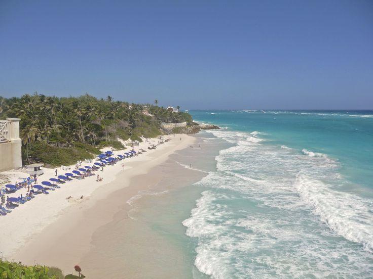 Famous #CraneBeach Barbados