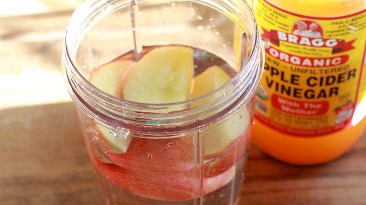 sweet apple cider detox