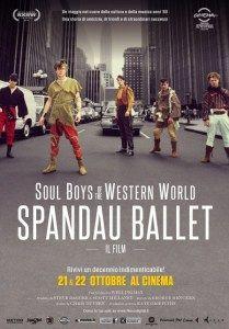 Spandau Ballet - The Movie: movie review #RomaFF9