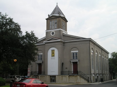 First African Baptist Church - Savannah, GA