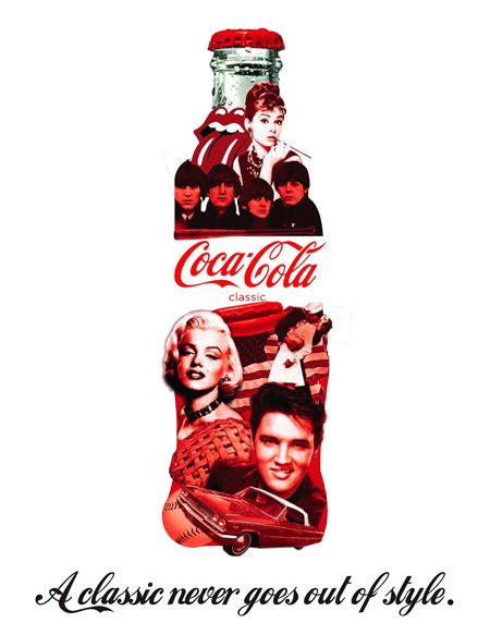 Coca-Cola: A classic never goes out of style
