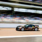 Arrow Electronics' Semi-Autonomous Car Hits Record 152 MPH With Quadriplegic Former Racecar Driver Behind the Wheel