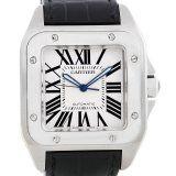 Cartier Santos 100 Automatic Unisex Watch W20106X8