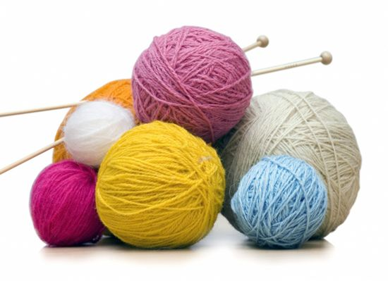 Try a new hobbie. Doesn't have to be knitting, just anything you've always wanted to try: like taking a cooking/baking class or learning how to play an instrument.: Buckets Lists,  Woolen, Pattern, Knitting, Crochet, Yarns, Learning To Knits,  Woollen, Crafts