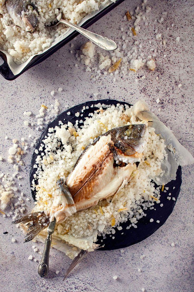 Tolga Yurdaer Photography, Sea Food Recipes, Food Photography, Su Ürünleri Tanıtım Grubu, Turkish Food, Sea bream