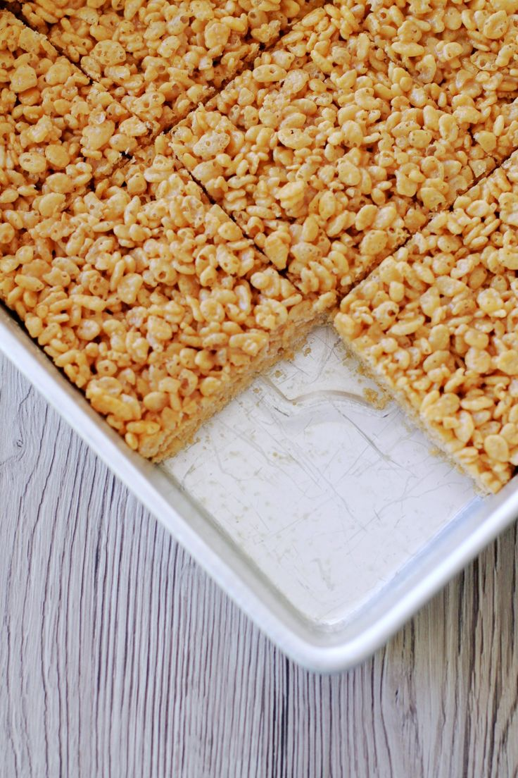 I could still make this a bit healthier by using different cereal but seems good for school and after game treats